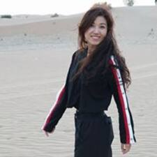 Perfil do utilizador de Yingying