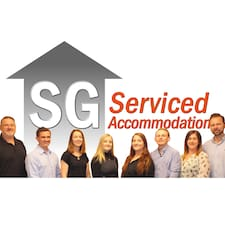 SG Serviced Accommodation User Profile