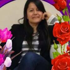 Rosa felhasználói profilja