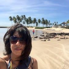 Profil utilisateur de Silvana Karina