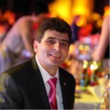 Vojislav felhasználói profilja