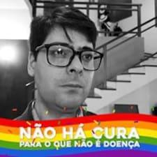 Профиль пользователя Lucas Pereira