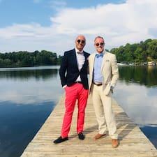 Gil & Philip Brukerprofil