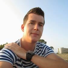 Michal felhasználói profilja