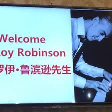 Profilo utente di Roy