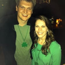 Patrick & Karen