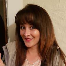 Profil utilisateur de Sarah-Jeannine