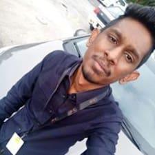 Profilo utente di Rajeswaran