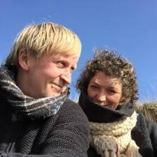 Användarprofil för Lars & Birthe