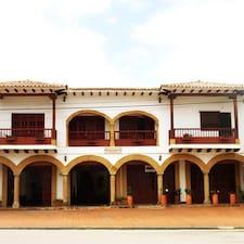 โพรไฟล์ผู้ใช้ Hotel Villa De Leyva Plaza
