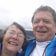 Mitch & Sue Brukerprofil