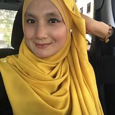 Profil Pengguna Nursyafiza