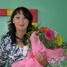 Зарина felhasználói profilja