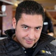 Profil utilisateur de Anderson Gouveia