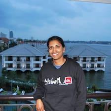 Trinesha User Profile