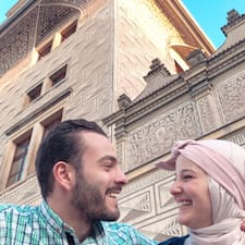 Abdallah & Tuqa User Profile