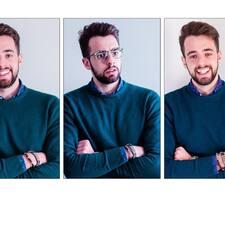 Profil Pengguna Alberto