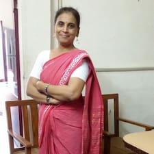 Perfil do usuário de Purnima Patel