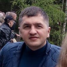 Profilo utente di Mihály