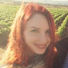 Carla felhasználói profilja