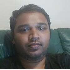 Perfil de usuario de Surjith