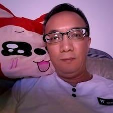 杰伟 felhasználói profilja