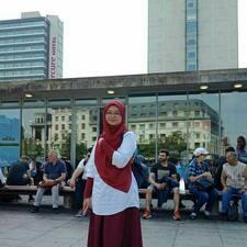 โพรไฟล์ผู้ใช้ Aifaa Adilla