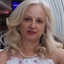 Gebruikersprofiel Людмила Константиновна