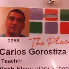โพรไฟล์ผู้ใช้ Carlos