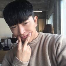 Henkilön Jeongho käyttäjäprofiili