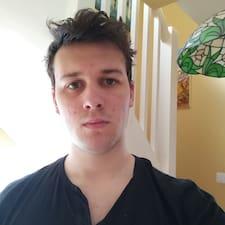 Jack felhasználói profilja