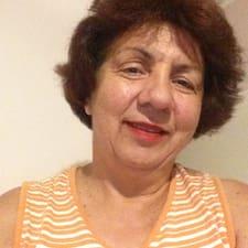 Nadezda User Profile