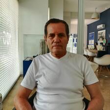 Luis Antonio的用戶個人資料