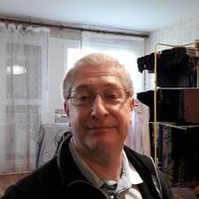 Perfil do usuário de Jean-Michel