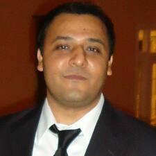 Siddarth的用戶個人資料