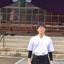Profilo utente di Hiroki