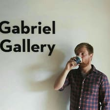 Nutzerprofil von Gabriel