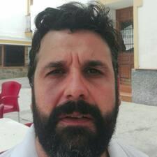 Dámaso User Profile
