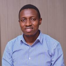 Användarprofil för Mwangi