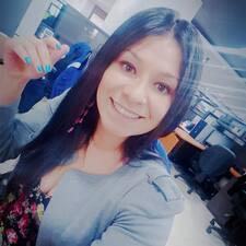 Lina felhasználói profilja
