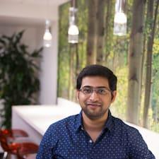 Naresh Kumar Reddy User Profile
