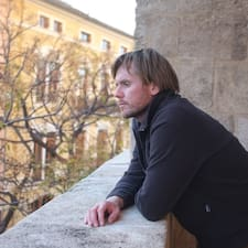 Nutzerprofil von Andrej
