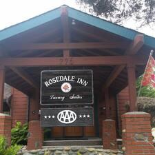 Nutzerprofil von Rosedale Inn & Suites