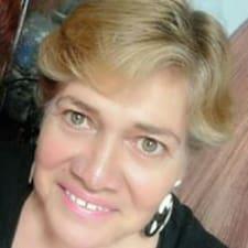 Nutzerprofil von Maria DEL Carmen