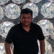 Pradeepkumar felhasználói profilja