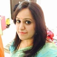 Gebruikersprofiel Deepika