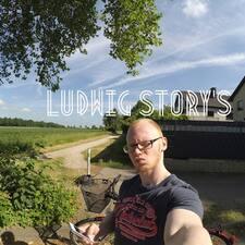 Perfil do utilizador de Ludwig