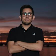 Profilo utente di Martín
