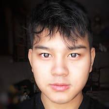 Pema felhasználói profilja