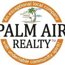 Perfil do utilizador de Palm Air